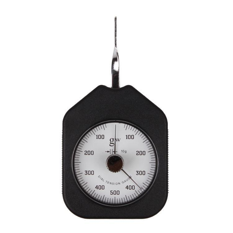Force Measuring Instruments : Handpi double needle dial tension gauge htd g in