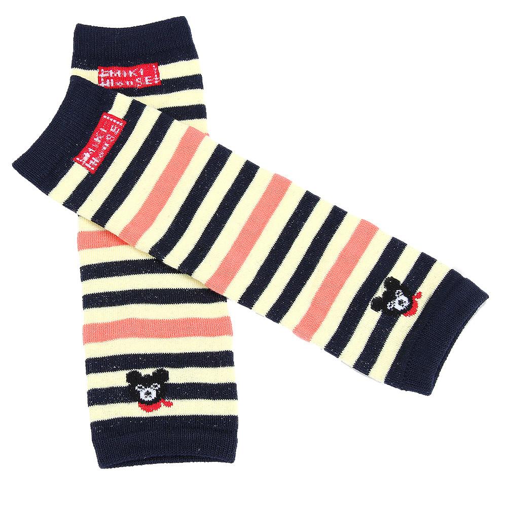 Enfants Leg Warmers Baby Girls Legwarmers Kneepad Toddler Socks Baby Leg Warmers For 1-3 Years Old