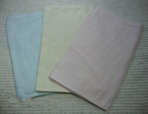 Free shipping Quick-drying gauze children towel baby bath towel sweat absorbing pad sling beauty towel 25 50(China (Mainland))