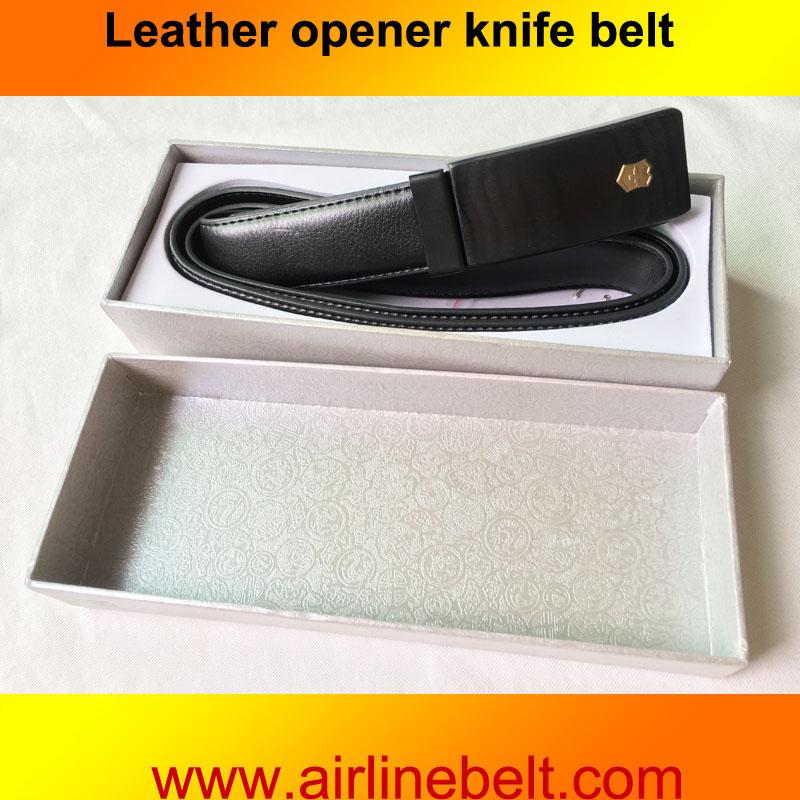leather outdoor master knife belt multifunction belt camping hunting survival fashion belt with. Black Bedroom Furniture Sets. Home Design Ideas