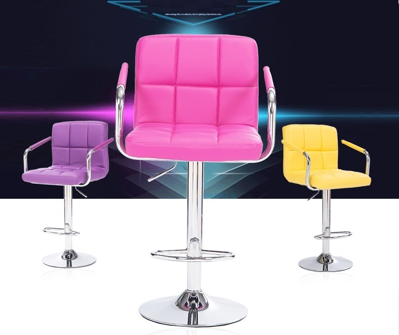 Online Get Cheap Purple Bar Stools Aliexpress Com