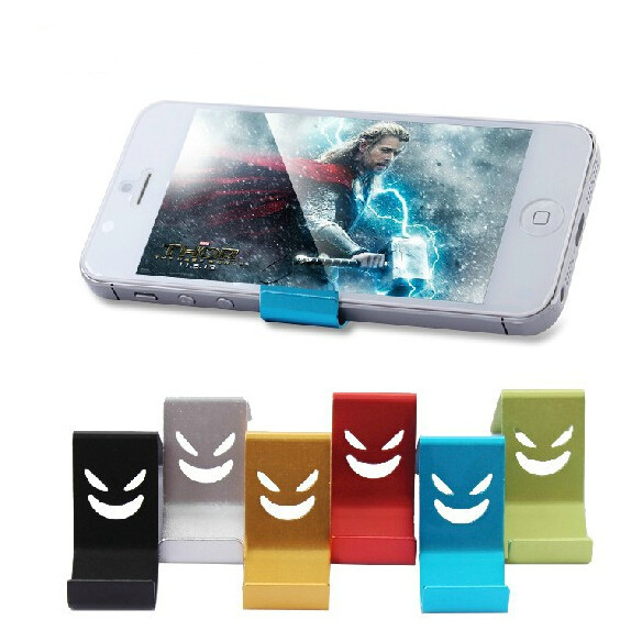 2015 Hot Mobile Cell Phone Stand Holder For Smartphone & Tablet PC ipod Mobile Phone Mp3 Mp4 Samsung(China (Mainland))