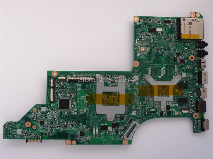 607605-001 for HP DV5-2000 DV5 DV5-2045 HM55 Laptop motherboard 607605-001 100% Tested and guaranteed in good working(China (Mainland))