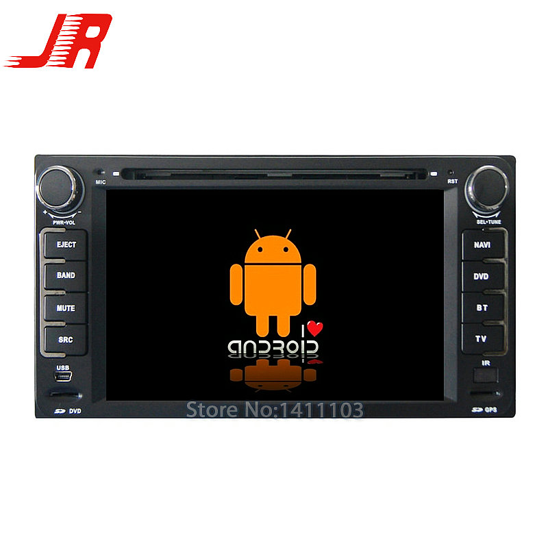 Quad Core Android 4.4 Car DVD GPS player FOR TOYOTA COROLLA(2000-2006) Quad Core A9 1.6GHz car audio car multimedia car stereo<br><br>Aliexpress