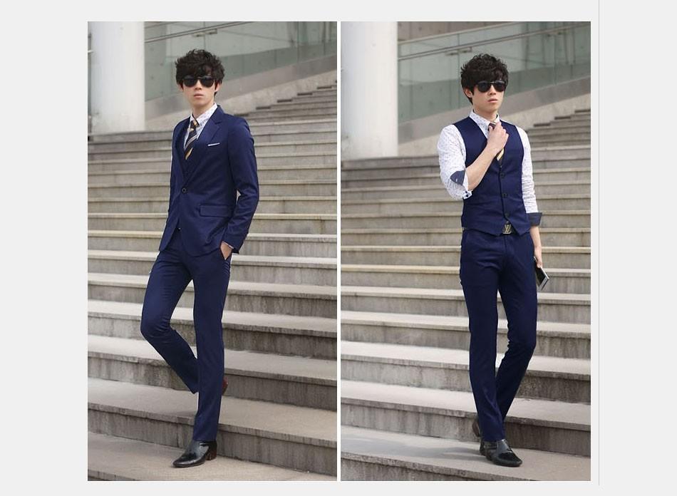 HTB1nyVKKpXXXXaXaXXXq6xXFXXXz - (Jacket+Pant+Tie) Luxury Men Wedding Suit Male Blazers Slim Fit Suits For Men Costume Business Formal Party Blue Classic Black