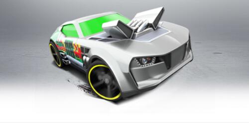 2014 Hot Wheels Toy Car model alloy TWINDUCTION 83/250 Free shipping(China (Mainland))