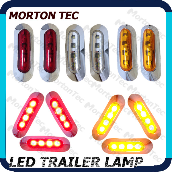 China suppliers led spot light 10-30V led maker light for truck(China (Mainland))