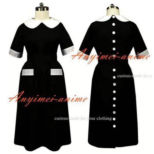 the Cotton smock Uniform Apron dress Tailor-made[G443] Одежда и ак�е��уары<br><br><br>Aliexpress