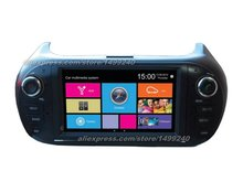 Citroen Nemo 2008~2013 - Car Stereo Radio DVD Player GPS Navigation 1080P Touch Screen W8 Multimedia System Kaibo Store store