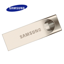 SAMSUNG USB Flash Drive Disk 32G 64G 128 USB 3.0 Metal Super Mini Pen Drive Tiny Pendrive Memory Stick Storage Device U Disk(China (Mainland))