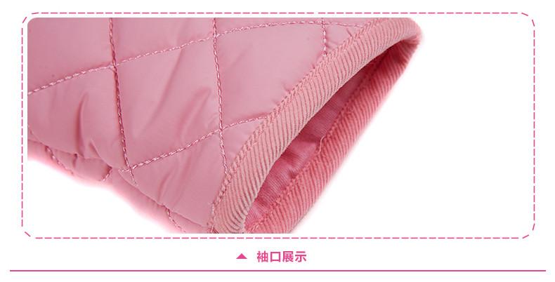 Скидки на Девочка куртка зимнее пальто однобортный бренда девушка малышей детские куртки верхняя одежда детская одежда