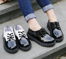 Medio 2016 primavera corte skate hombre mujer niño zapatos deportivos zapatos individuales zapatillas de deporte de cuero botas de envío gratis(China (Mainland))