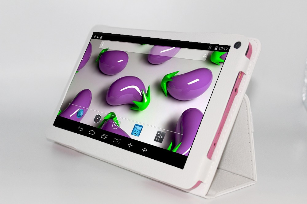 9 Android tablet pc WiFi Bluetooth HDMI video output 512MB 8GB more color choose Good Quality