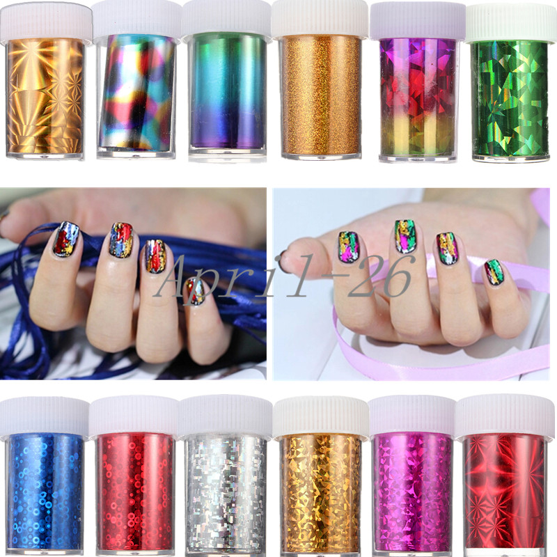 Nail Art Supplies Store: Aliexpress.com : Buy 15pcs/lot Design 100cm*4cm Nail Art