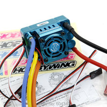 RC Model XERUN SCT PRO Blue 120A RC Brushless Motor ESC Speed Controller blue color(China (Mainland))