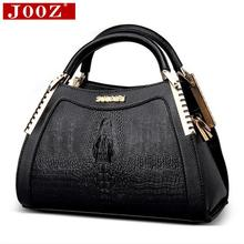 Buy JOOZ Fashion Alligator leather handbags Women Messenger Bag Crocodile head Crossbody Bag Women party handbag Bolsas Feminina for $27.22 in AliExpress store