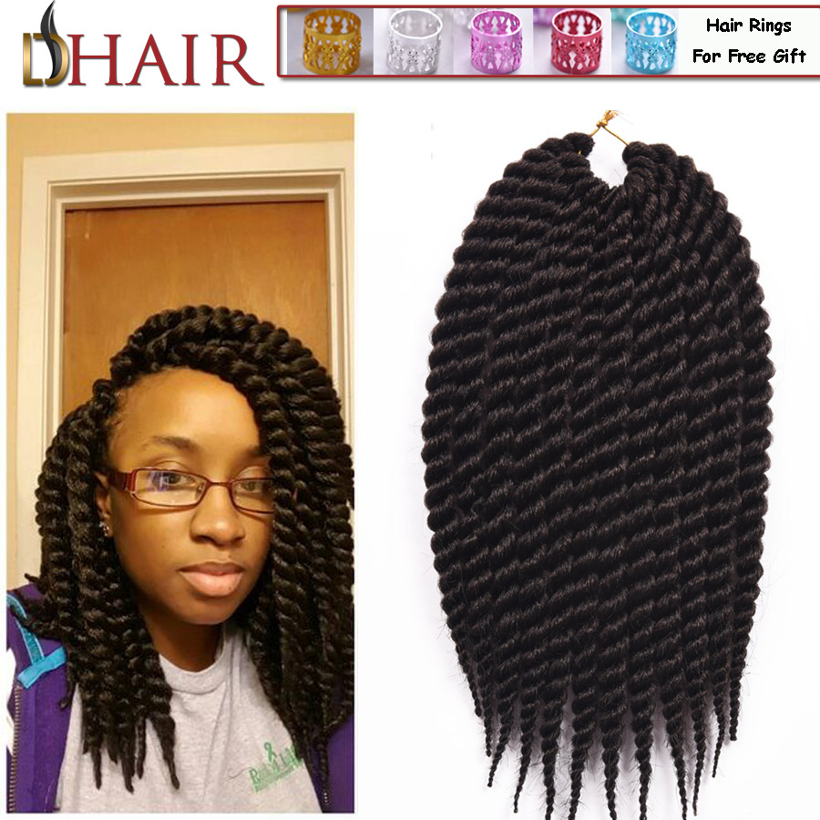 Crochet Box Braids 12 Inch : Twist Crochet Braids 12Inch 75G/Pack Havana Mambo Twist Crochet Braid ...