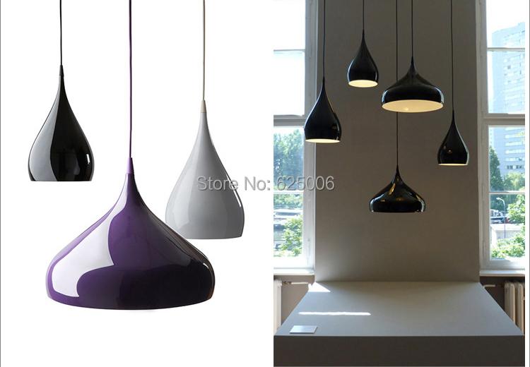 Fashion personality single-head bar counter pendant light aluminum light dining room lamp E27 candle light 85-265V free shipping(China (Mainland))