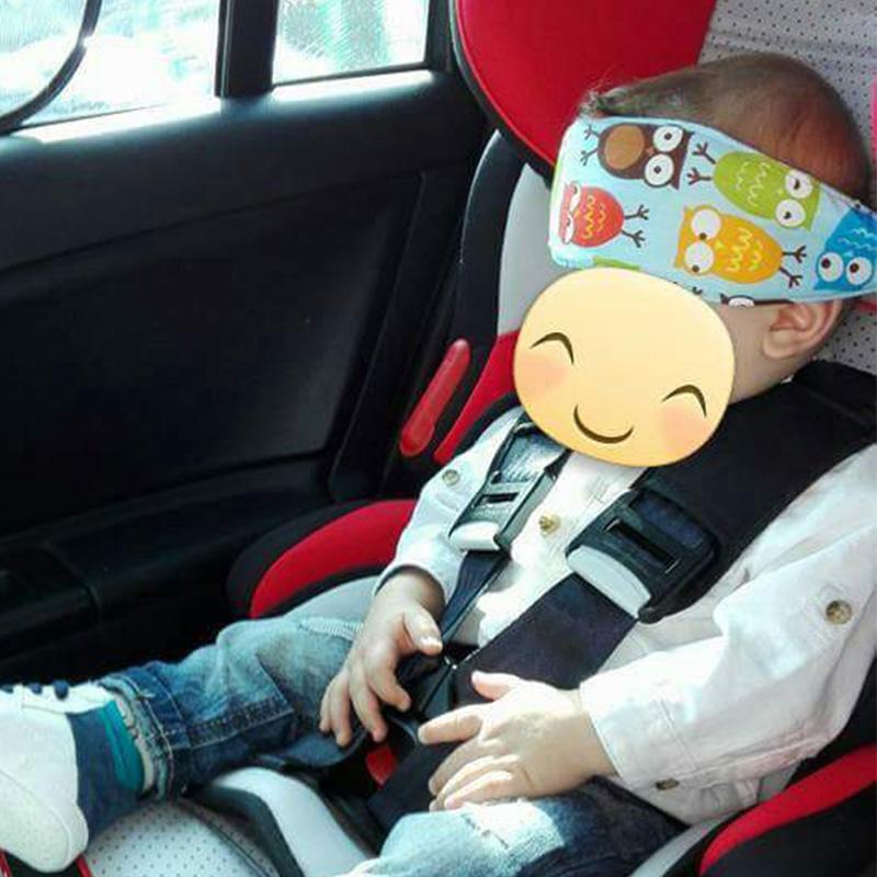держалка для головы ребенка в автокресле плечи отрезной