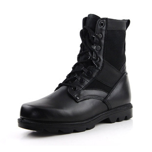 Outdoor Sport Army Men Boots Military Tactical Magnum Combat Desert Botas Hiking Autumn Shoes Travel Leather High Boots Male(China (Mainland))