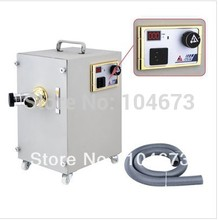 Digital Dental Lab Dust Collector Vacuum Cleaner with 2 suction base 550W free shipping(China (Mainland))