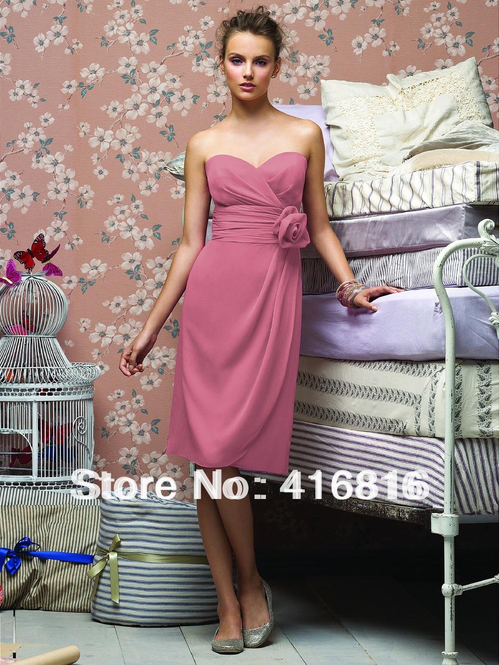 Rose Pink Dress
