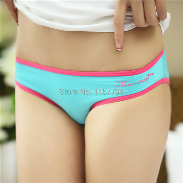 Sexy Women Cotton Lace Underwear Panties Female Lady Girls ...