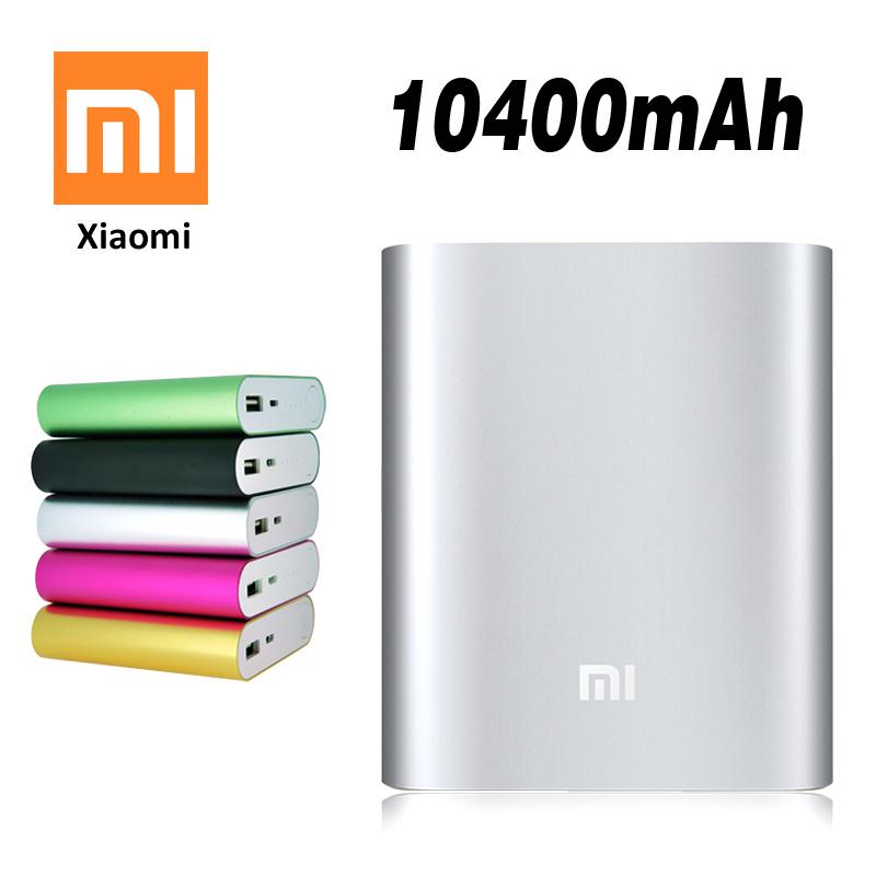 xiaomi power bank portable charger powerbank carregador de bateria portatil bateria externa carregador portatil para celular(China (Mainland))