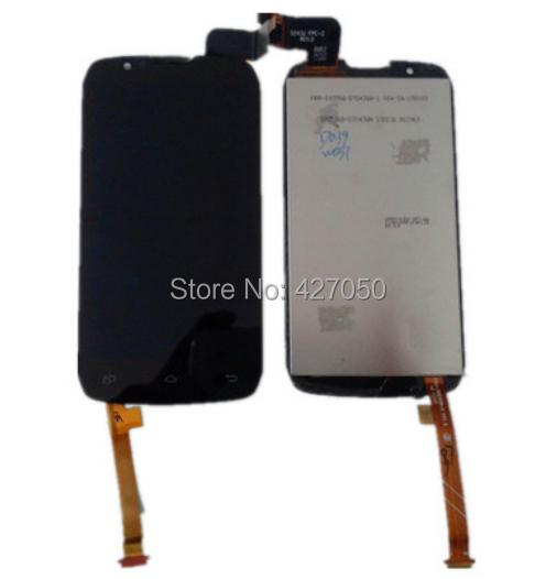 Original DNS S4502 S4502M Highscreen Boost phone touch Screen Panel Digitizer + LCD Display Matrix Assembly Combo 5243J FPC-2(China (Mainland))