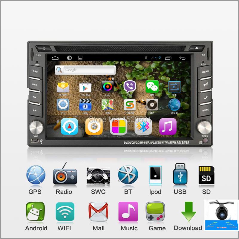Dual Core Android 4.2 din Car DVD Player GPS Navi PC For Toyota Tiida Qashqai Sunny X-Trail Paladin Frontier Patrol Versa Livina(China (Mainland))