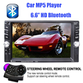 2 Din Car Radio MP5 Player 6 6 HD Touch Screen Bluetooth Phone Stereo RadioFM MP3