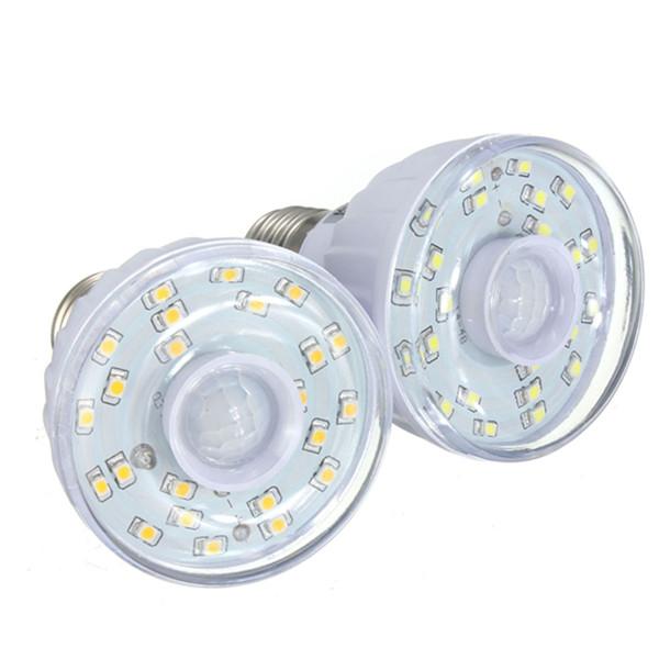 [해외]E27 23 LED SMD PIR 적외선 자동 모션 센서 감지기 퓨어 ..