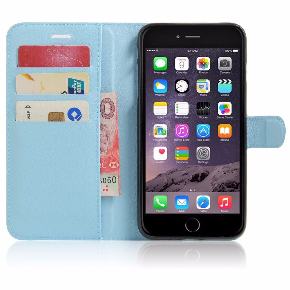 For apple iphone 7 7plus case, iphone7 accessories cover cell mobile phone leather luxury,coque I phone 7 phone7plus flip wallet