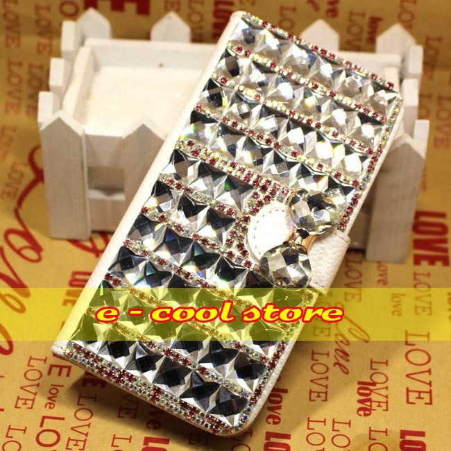 For Samsung Galaxy Core 2 Case Cover,Handmade Bling Box Phone Case For Samsung Galaxy Core 2 G355H(China (Mainland))