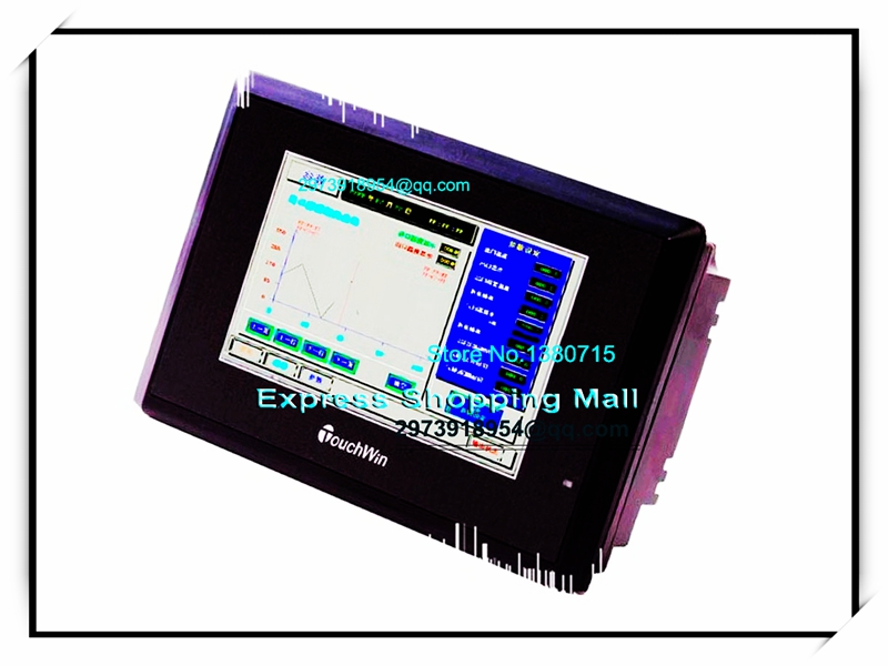 XINJE 4.3 480*272 HMI with programming Cable TG465-MT<br><br>Aliexpress