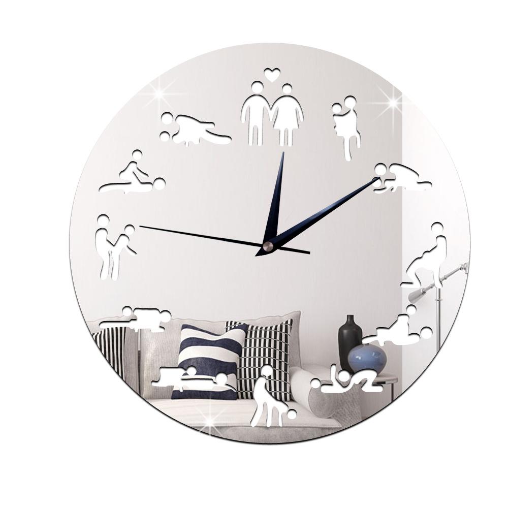 Achetez en gros 12 pouces horloge horloge murale en ligne à des ...