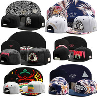Brand New Adjustable Cayler son  BOne Hiphop Snap back Snapback Baseball Sport Basketball Caps Hats For Men and Woman