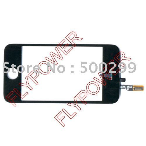 100% warranty LCD touch screen for iphone 3GS digitizer without erro-pixel by free shipping