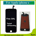 4 7 inch alibaba aliexpress china 100 Guarantee Full Touch Digitizer Assembly 50PCS Display for Iphone