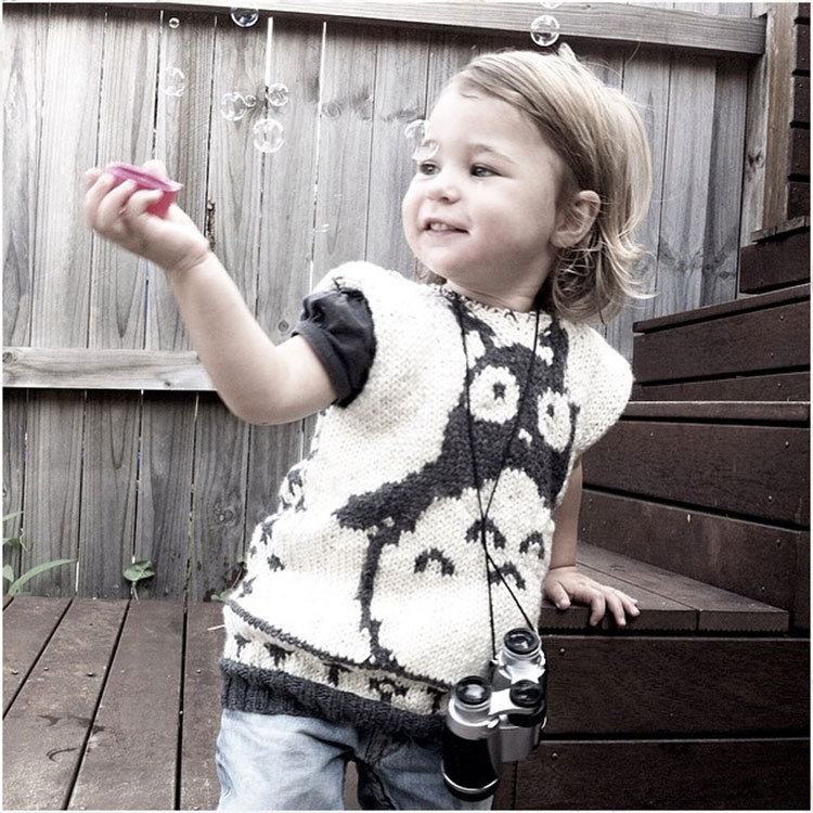 2016 Brand Cartoon Print Knitted Children Vest For Girls Boys Patterns Cotton Baby Girls Gilet Kids Infant Toddler Waistcoat(China (Mainland))