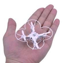 FQ777-124 Pocket Drone 4CH 6Axis Gyro Quadcopter With Switchable Controller