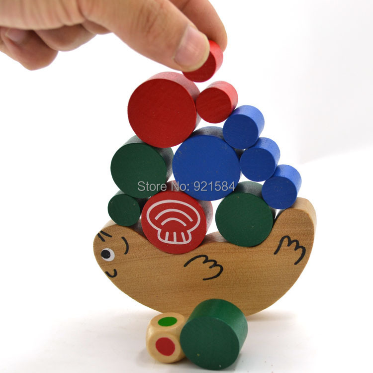 Balance toys,Wooden toys for Children,Parent child toy,Kids gift,Baby education,Kids brain hands Practice,cute animal shape(China (Mainland))