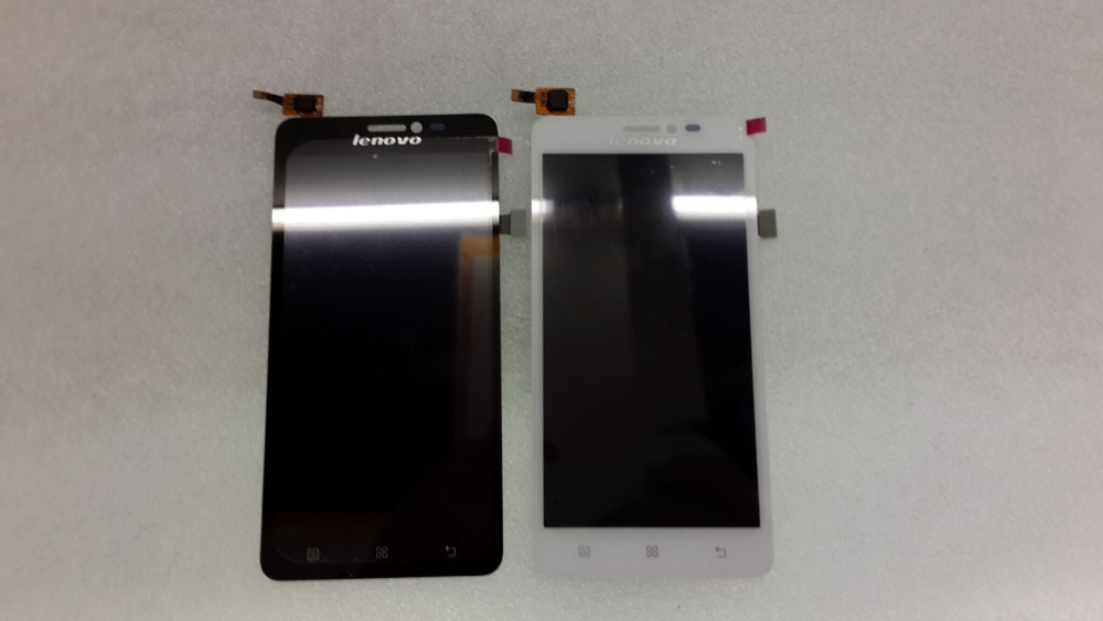 Black 5 inch S850 Screen Replacement Lenovo LCD Touch Digitizer Display Complete Set+TOOLS - CHINA store