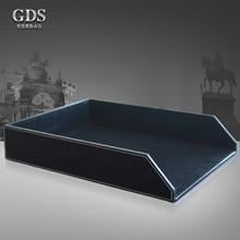 Gardensun документ кожа офис файл файл лоток стол держатель ящик для хранения организатор чехол черный цвет