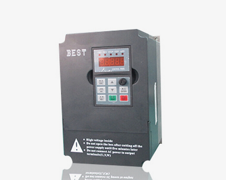 3kw 4HP VFD inverter Three-phase 380V 0-1000hz 8.0A special for CNC Engraving(China (Mainland))