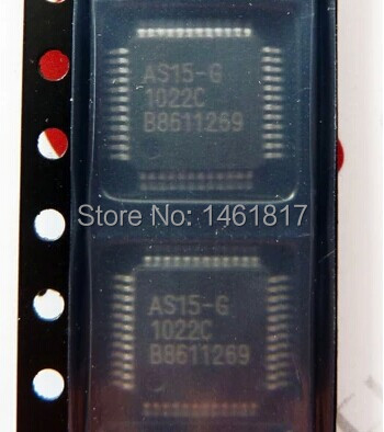 1/LOT X AS15-G AS15 AS15G QFP48 Original LCD chiP - World and God store