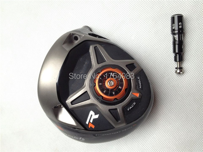 R1 Driver BlACK Golf Clubs 9.5 inch/10.5 inch Degree Regular&Stiff Flex Graphite Shaft Come Head Cover - Leisures store