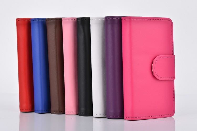 4g Luxury PU Leather Case Wallet Book Cover For Iphone 4 4s Credit Card Slot Phone Shell Full Protect Flip Cover Case MChu(China (Mainland))