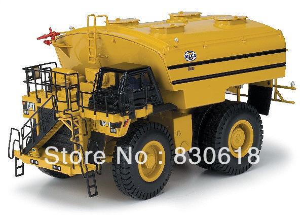 1/50 Norscot Caterpillar Caterpillar 785D Truck with Mega water tank CAT 55276 toy(China (Mainland))