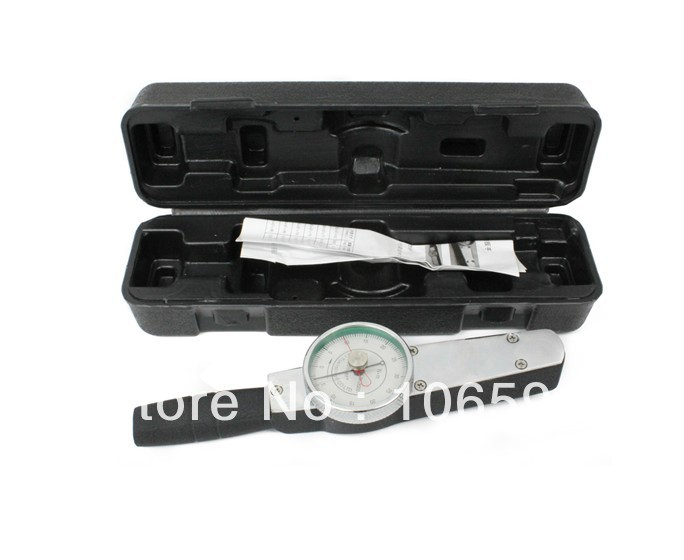Dial torque wrench 0-30N.m,manual hand tool for test wrench spanner(China (Mainland))